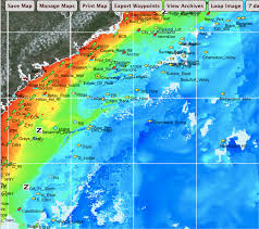 Cape Cod Water Temp - sc offshore water temperatures currents and fish u2013 blog
