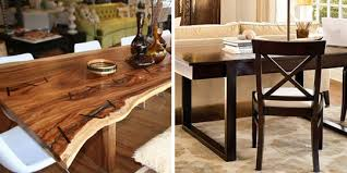 Rustic Wood Kitchen Tables Decorating Clear - Rustic wood kitchen tables