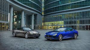 maserati spyder 2018 maserati ghibli granlusso lightly updated for chinese debut