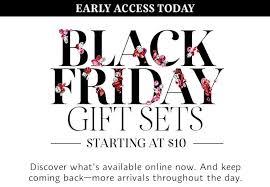 sephora black friday sale sephora u0027s black friday deals are already live