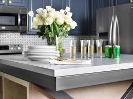 Kitchen Island Block Kitchen Island Countertops Pictures U0026 Ideas From Hgtv Hgtv