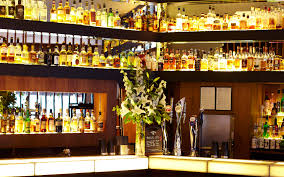 alcoholic drinks at a bar salt whisky bar and dining room whisky bars in london good