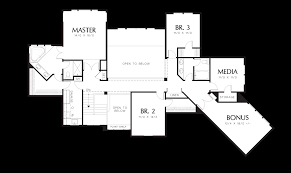 Law Suite Mascord House Plan 2421 The Ingram