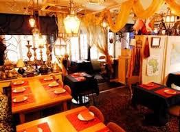 Le Chandelier Le Maghreb Chandelier Futacotamagawa Halal Gourmet Japan