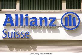 alliance suisse allianz logo stock photos allianz logo stock images alamy