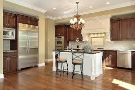 white and wood cabinets wonderful kitchens with hardwood floors and wood cabinets hardwoods