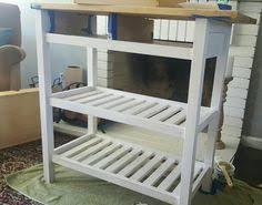 Ikea Kitchen Cart Makeover - ikea forhoja hack outdoor patio cart outdoor spaces pinterest