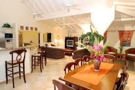 The Living Room Salon Features St Martin Villa Mediterranee