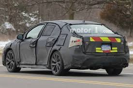 latest toyota new toyota corolla spied but designers seem to have held back a bit