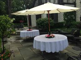 table rentals chicago umbrella kit w 60 inch rd table rentals chicago il where to rent