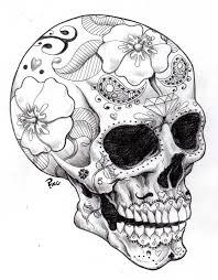 best 25 sugar skull drawings ideas on pinterest sugar skull art