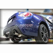 subaru car back greddy evo3 cat back exhaust toyota 86 subaru brz 10117302 car toys
