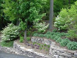 hillside tiered backyard landscaping ideas tiered garden outside
