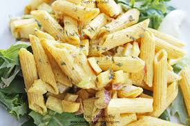 curry pasta salad clean eating diet plan meal plan and recipes