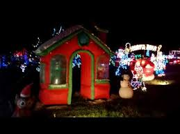 christmas lights longview tx lusez en longview tx youtube