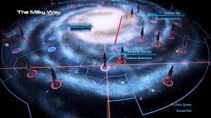 Galaxy Map Mass Effect 3 Galaxy At War Assets