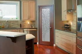 Kitchen Door Furniture Etched Glass Pantry Doors Sans Soucie Art Glass