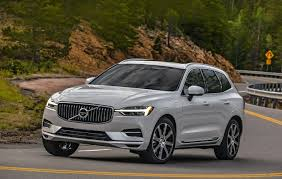 volvo race car volvo joins the horsepower race with the 2018 volvo xc60 t8 eawd