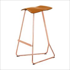 kitchen bar stools modern dining room marvelous industrial swivel bar stool copper