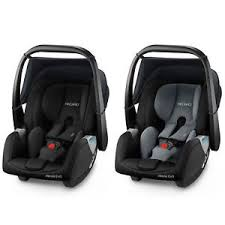 siege auto bebe recaro recaro privia evo 0 0 car seat baby child travel bn ebay