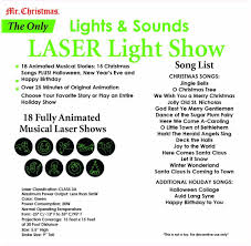 mr laser light and sound show fully animated
