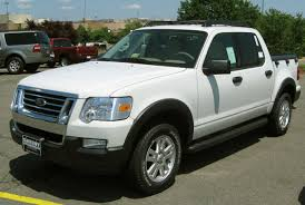 Ford Explorer Body Styles - 2007 ford explorer sport trac information and photos zombiedrive