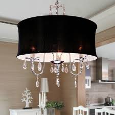 Chandeliers With Shades And Crystals by Black Lamp Shades Ceramic Gold Pineapple Lamp With Black Lamp