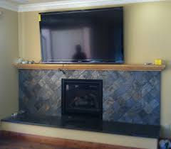 television over fireplace sharp 80in tv installation in aptos ca mw home entertainment wiring