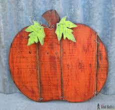 rustic pallet pumpkin her tool belt guest post tool belt