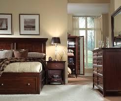 ellsworth storage bed cherry levin furniture