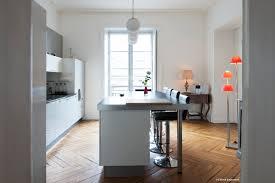 cuisines nantes appartement style haussmannien nantes classique chic cuisine