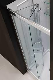 folding door glass glass shower cubicle rectangular with folding door butterfly