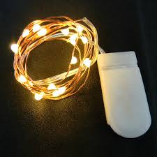 copper wire lights battery 39 inch copper wire string light with 10 or 20 warm white fairy