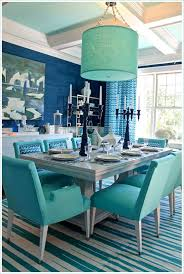 Blue Dining Room Chairs Best 25 Turquoise Dining Room Ideas On Pinterest Teal Dinning