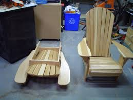 Free Adirondack Deck Chair Plans by Woodwork Folding Adirondack Chair Plans Pdf Plans