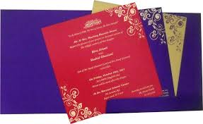 Marriage Card Indian Wedding Card Archives 365weddingcards