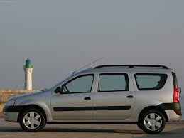 renault logan van dacia logan mcv 2007 picture 18 of 44