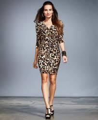 thalia sodi faux wrap paisley print keyhole dress only at macy u0027s