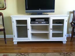 Sears Tv Wall Mount Furniture Rustic Kmart Tv Stands On Marble Flooring With White