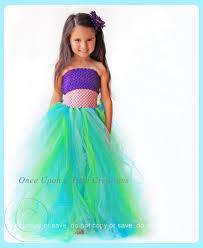 mermaid princess tutu dress birthday photo prop