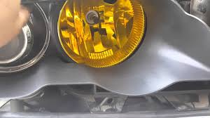 bmw e46 m3 how to paint your running lights yellow tinting your