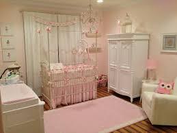 Girls Bedroom Armoire Harper Barnett U0027s Nursery Baby Nursery Pink And Feminine