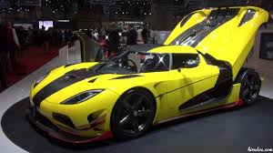 koenigsegg agera r 2016 hirudov automotive cars