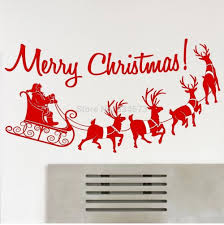wall stickers christmas art stickers wall decal download