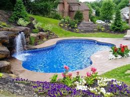 backyard above ground pool deck ideas small backyard pool