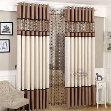 Blackout Curtains For Bedroom Luxury Stitching Embroidery Yarns Blackout Curtains Bedroom