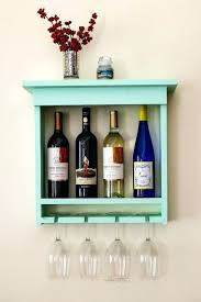 Pottery Barn Wine Racks Wine Rack Wall Mounted Wine Glass Rack Shelf Wall Mounted Wine
