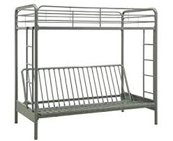 Amazoncom Dorel Home Products TwinOverFull Futon Bunk Bed - Futon bunk bed instructions