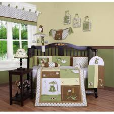Golf Crib Bedding Leap Froggy 13 Crib Bedding Set Free Shipping Today