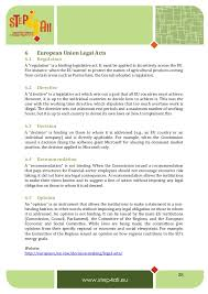 Council Of European Union History Step4all Guide 1 The Eu History Institutions And Functioning